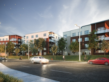 O'Bohec phase 2- by Voyer & Tremblay - New Condos and Appartments for rent in Lanaudière