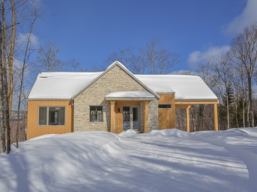 La Réserve - New houses in Saint-Sauveur: > $400 001