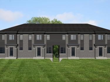 Carignan - phase 3 - Maisons neuves à Carignan