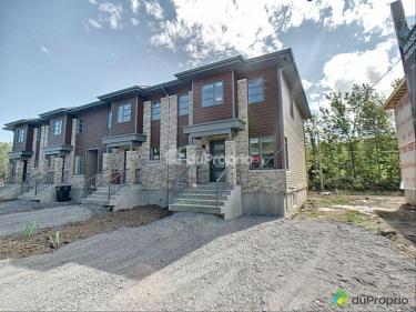 Carignan - phase 3 - Maisons neuves à Saint-Lambert près d'une gare: 250001$ - 300000$