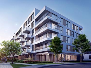 TAK Village - condos - Condos neufs à Saint-Léonard: Studio/loft