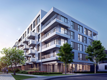 TAK Village - condos - Condos neufs dans Tétreaultville: 150001$ - 200000$
