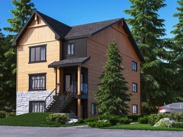 Indigo Tremblant - Condos neufs à Piedmont: 150001$ - 200000$