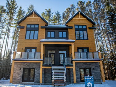 Indigo Tremblant - New condos in the Laurentians