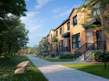 Prima Phase 3 - New houses in Pointe-Claire