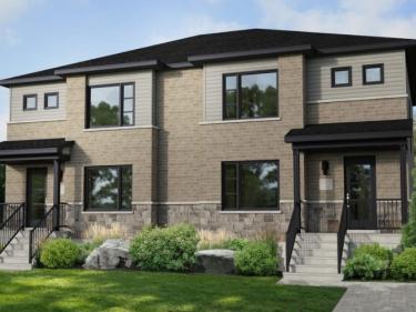 Laurette Routhier - Maisons neuves en Outaouais