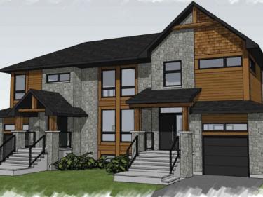 Ruisseau Chelsea Creek - New houses in Outaouais