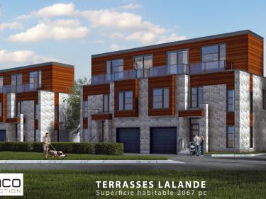 Terrasses Lalande - Maisons neuves à Pierrefonds