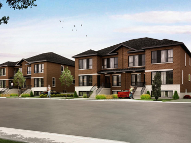 Le Saint-Charles - New houses in La Prairie