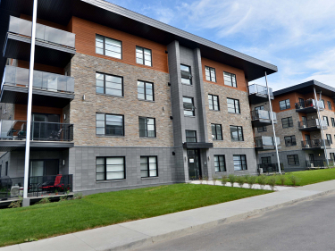 Le S16 - Condos neufs à Lebourgneuf