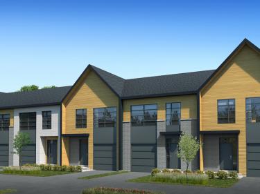 Avenue Baltique - Maisons neuves à Terrebonne