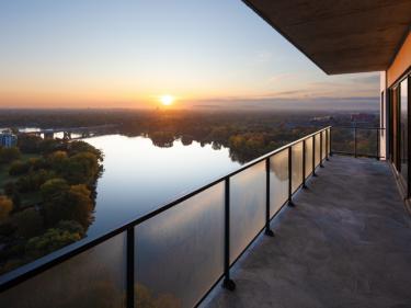 Équinoxe Lévesque - Condos et appartements neufs à louer à Laval-des-Rapides