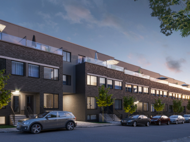 Prestance - townhouses - New houses in Anjou