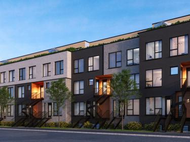Fabre.ca - maisons de ville - Maisons neuves dans Rosemont