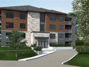 Le Domaine du Sentier Riverain - condos for rent - Condos and Appartments for rent in Quebec
