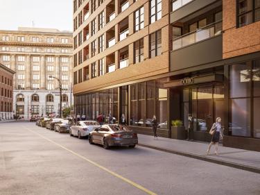 DOMO Appartements - Condos neufs dans le Vieux-Montréal