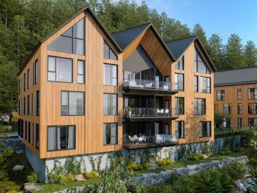 Arborescence - Condos Ski-In / Ski-Out - New condos in Monteregie
