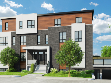 Havre du Fleuve - condos - New condos in Pointe-aux-Trembles: 2 bedrooms