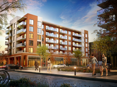 WR3 - New condos in Dorval in delivery with elevator with pool: $450 001 - $500 000