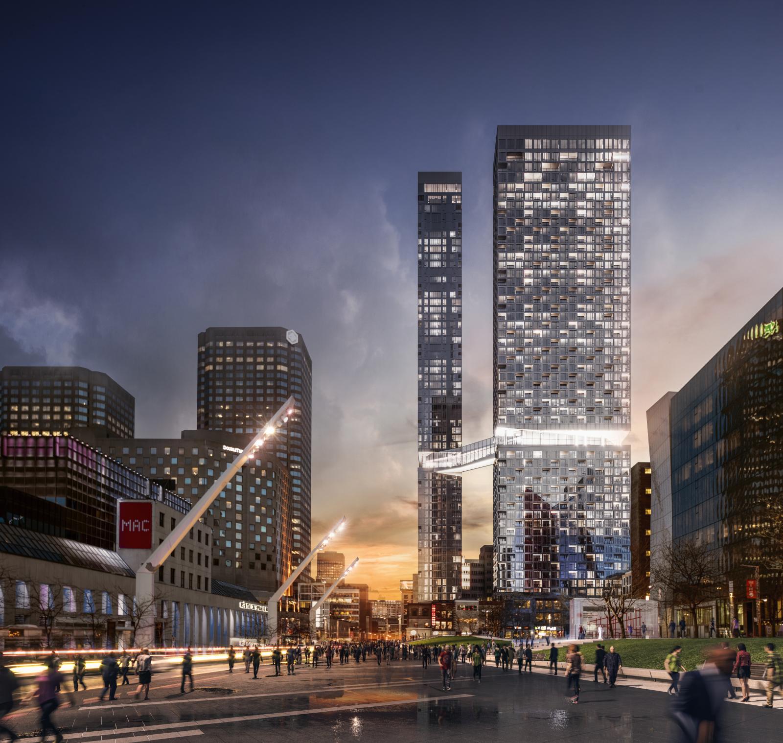 Condominium: Maestria Condominiums Phases 1 & 2