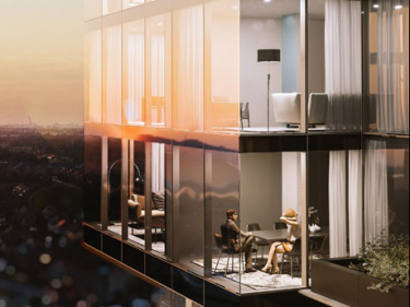 Nobel Condominiums - Condos neufs en Montérégie avec ascenseur