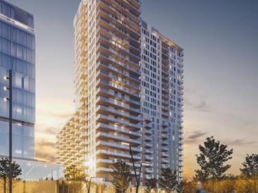 Nobel Condominiums - Condos neufs à Brossard: 2 chambres