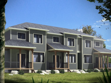 Carrefour de l'Auberge - New houses in Eastern Townships