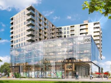 Le QG - New condos in Quebec city region