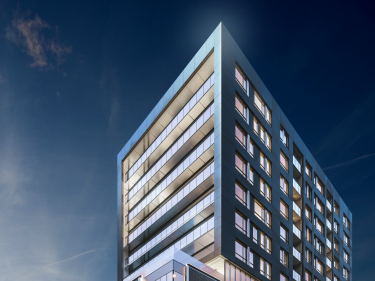 Serenity - New condos in Montreal with outdoor parking