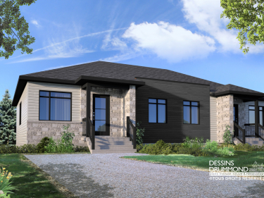 Orée du Parc Central - New houses in Eastern Townships