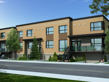 Projet Condos Beaubien - Maisons neuves à Montréal: 350001$ - 400000$
