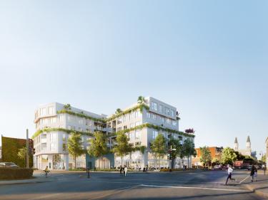 Origine Habitation Durable - Condos neufs à Montréal: 2 chambres