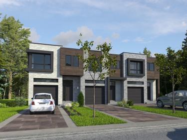 Albert Einstein - Maisons neuves en Montérégie: 250001$ - 300000$