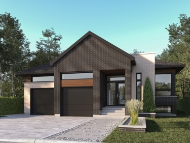 Domaine de la Pointe - New houses in Huntingdon in delivery: $400 001 - $450 000