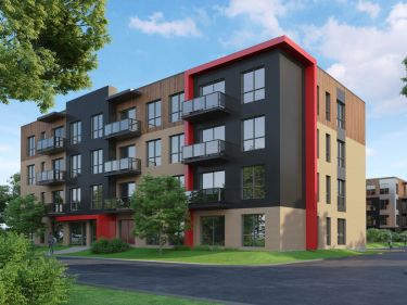 Aristo Condos - phase 3 - New condos in Laval-sur-le-Lac near the metro: $200 001 - $250 000
